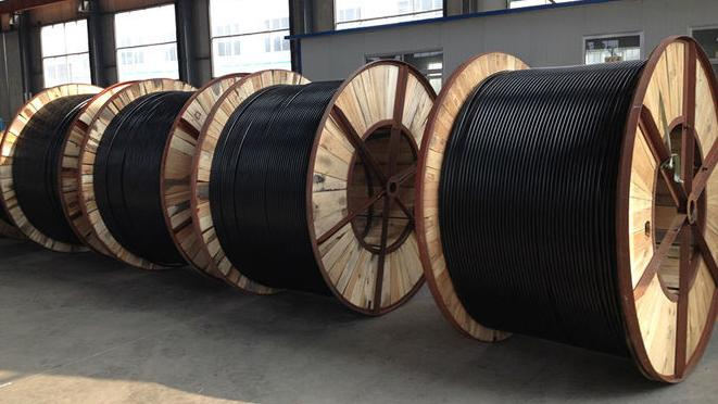 N2XSEY 6/10 (12) kV,3 Copper Core, XLPE Insulated with PVC sheath  Medium Voltage Power Cable