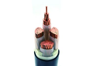 0.6/1 kV Copper conductor 3 Core + Earth XLPE Insulated Power Cable