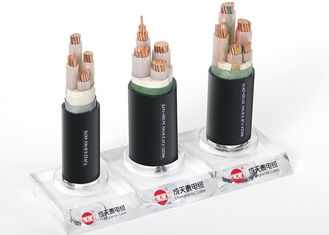 China Copper cables, 0.6/1 kV XLPE Insulated Power Cable Low Voltage Power cables supplier