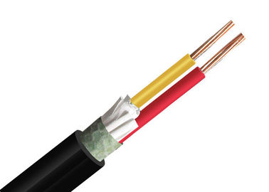 China Low Voltage Power Cable 0.6/1 kV | 2 Core PVC Insulation ,PVC Sheathed IEC 60502-1 Unarmoured  and Armoured cable supplier