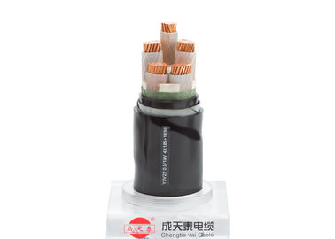 0.6/1 kV XLPE Insulated STA Armored power cable 2-,3-,4-,5-, multi core copper cable