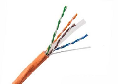 China LSZH Jacket  Copper Ethernet Cable , 4 Pair 1st Generation Cat6A UTP Cable supplier