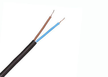 China 2 Core 1.5 Sq Mm Cable , Flexible Electrical Wire 20 A Current Carrying Capacity factory