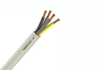 China 4 Cores Copper Conductor Cable For Lighting 4 X 0.75 Mm² Cross Section supplier