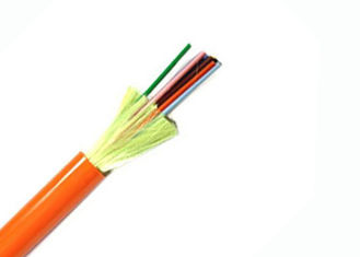 Loose Tube Fiber Optic Cable For Communication Equipment 250 Um Buffer Diameter
