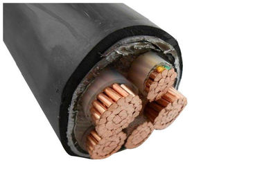 China copper cable 3 core PVC Insulated Power Cable according to IEC60502-1 supplier