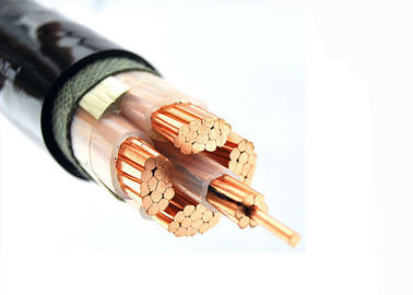 China 2*70 Sq Mm XLPE Insulated Power Cable  For Energy Supply Open Air Installed supplier