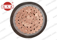 0.6/1 KV XLPE Insulated Electrical Cable , Copper Power Cable IEC 60502