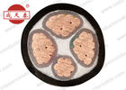 Low Voltage XLPE Insulated Power Cable For Electricity Supply Unarmoured & Armoured