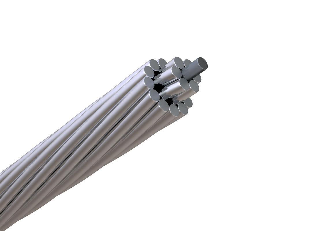 ASTM B399 Standard AAAC Conductor , Light Weight AAAC Wire High Strength