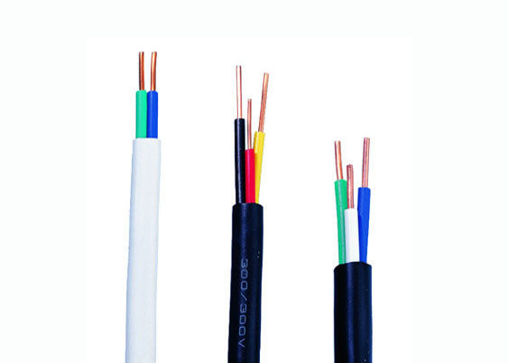 3 Core Electrical Cable solid or stranded Cu-Conductor PVC- Sheathed Type 227 IEC 10
