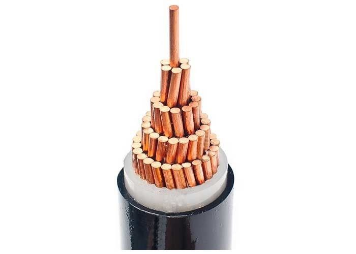 1*185 sq. mm 0.6/1 kV XLPE Cable ( Unarmoured ) Cu-conductor /XLPE Insulated / PVC Sheathed Electric Cable supplier