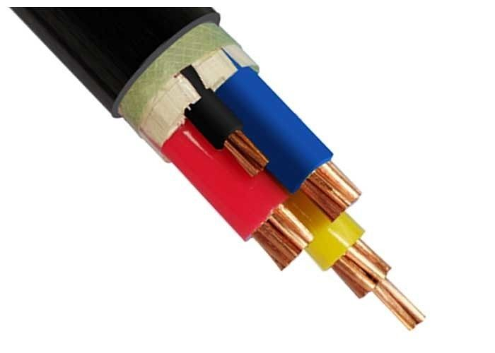 3*16 Sq Mm Multicore Power Cable , Exterior Grade 3 Core PVC Cable