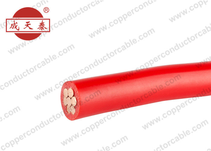 Heat Resistant Insulated Copper Wire , 1.5mm Copper Cored Cable