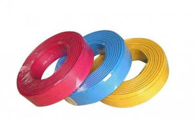 PVC Single Core Solid Copper Conductor electrical wire for House Wiring, H05V-U / H07V-U Cable