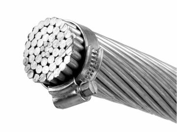 DIN 48204 Aluminium Conductor Steel Reinforced Cable , ACSR Conductor Bare Insulation