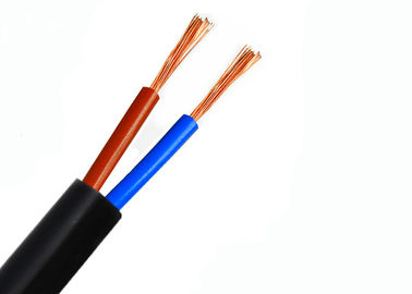 Round Shape Multi-Core Flexible copper Conductor Cable ,PVC Sheathed Electrical cable